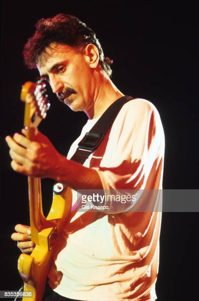 The Mothers of Invention Frank Zappa Sportpaleis Gent