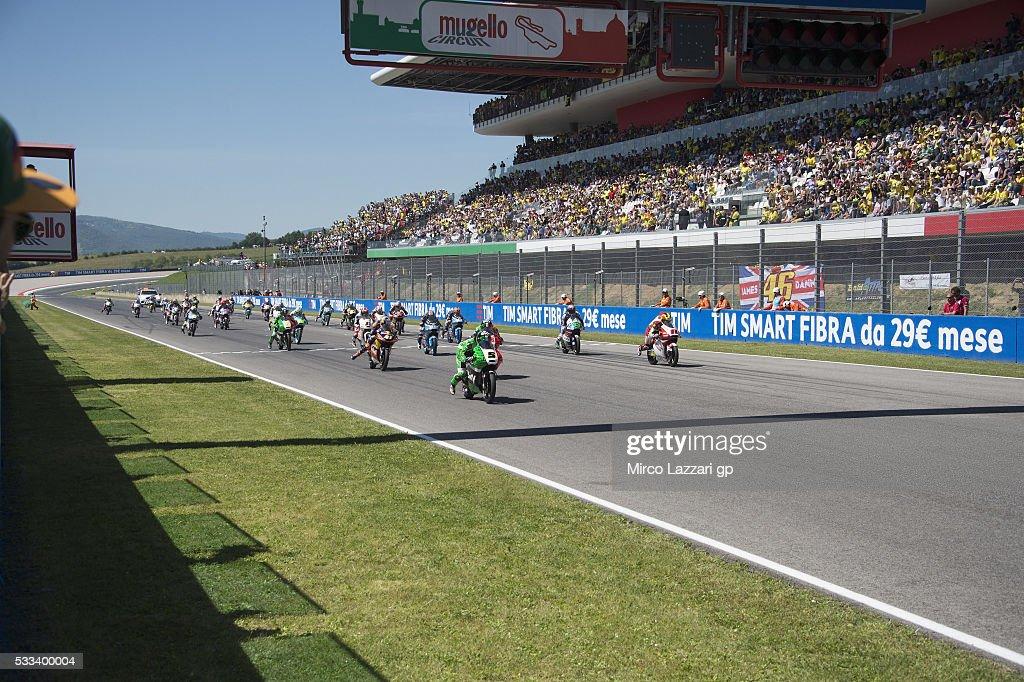 MotoGp of Italy - Race : Fotografía de noticias