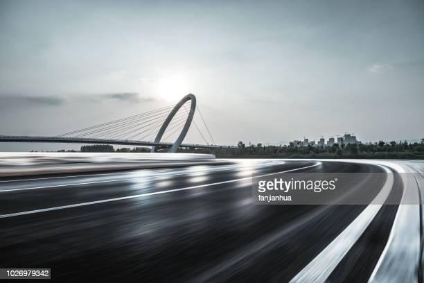 the motor racing track - nanjing road stockfoto's en -beelden