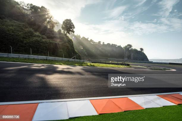 the motor racing tracks - motorsport stock pictures, royalty-free photos & images