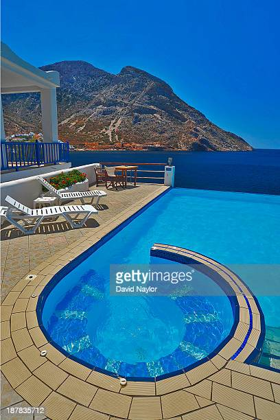 CONTENT] The mountain of Korakes guards the port of Kamares on the Cyclades island of Sifnos in Greece
