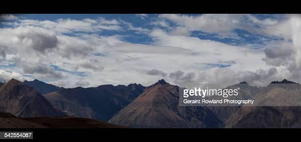 The Mountain Range Surround Maras