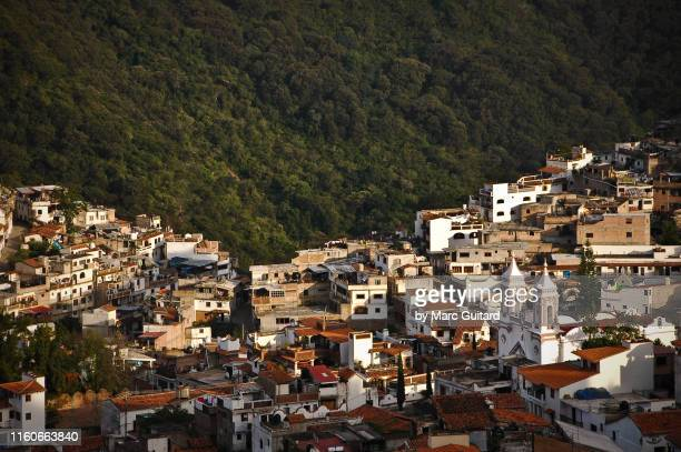 the mountain town of taxco, mexico - ゲレーロ州 ストックフォトと画像