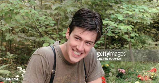 """The movie """"Ferris Bueller's Day Off"""", written and directed by John Hughes. Seen here, Alan Ruck as Cameron Frye. Initial theatrical release June 11,..."""