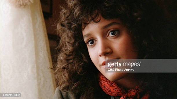 The movie Flashdance directed by Adrian Lyne Seen here Jennifer Beals as Alexandra 'Alex' Owens Initial theatrical release April 15 1983 Screen...