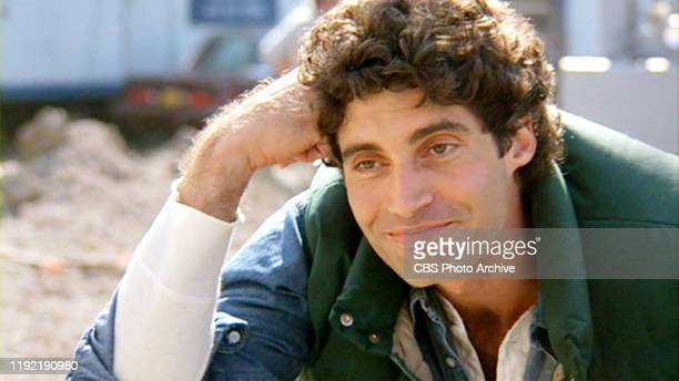 The movie Flashdance directed by Adrian Lyne Seen here Michael Nouri as Nick Hurley Initial theatrical release April 15 1983 Screen capture Paramount...