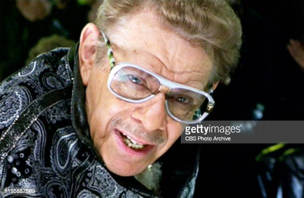 The movie Zoolander directed by Ben Stiller Seen here Jerry Stiller Theatrical release September 28 2001 Screen capture Paramount Pictures