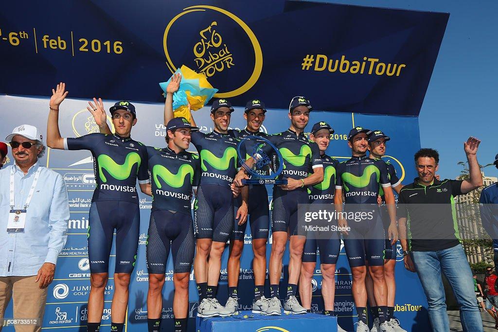 Tour of Dubai - Day Four : News Photo