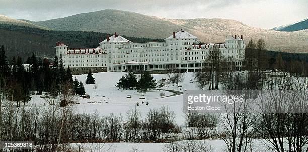 The Mt Washington Hotel