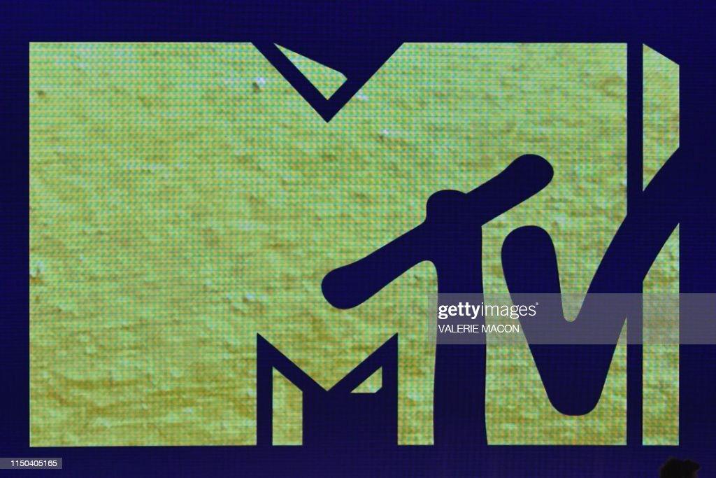 US-ENTERTAINMENT-MTV-MOVIE-TV-AWARDS-SHOW : News Photo