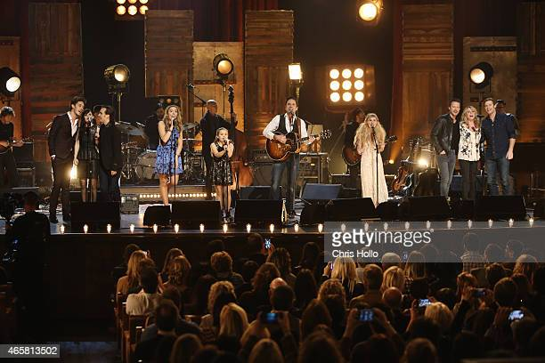 RECORD 2 The muchanticipated 'Nashville On the Record 2' special will air WEDNESDAY MARCH 25 on the ABC Television Network