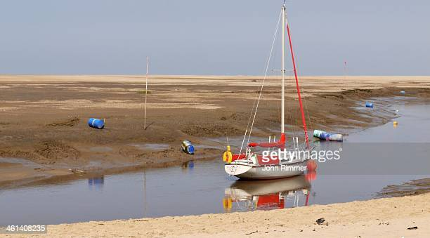 CONTENT] The muddy estuary of the River Alt north of Liverpool gives access to small boats into Liverpool Bay Photographed in Summer 2013