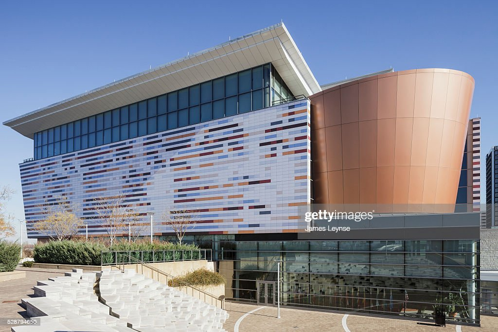 The Ali Center A Museum And Cultural Built As Tribute To