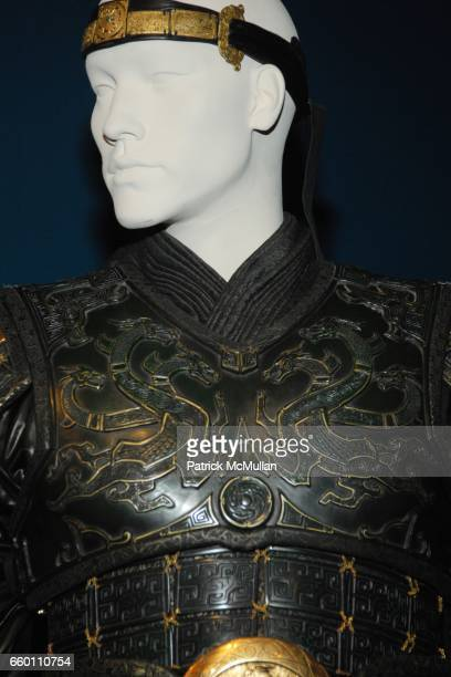 The Mummy attends LACMA Costume Council exclusive preview of FIDM's 17th Annual Art of Motion Picture Costume at Fashion Institute of Design and...