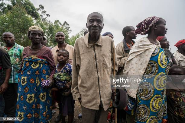 The Mungote Internally Displaced Persons camp some 80km north of Goma in The Democratic Republic of Congo The Mungote IDP camp is one of the largest...