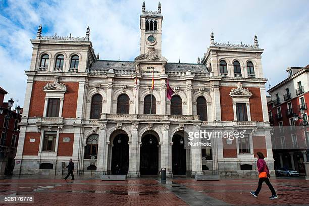 The municipality of the city of Valladolid was built in 1908 is located in the Plaza Mayor and is one of the many emblematic buildings of the city...