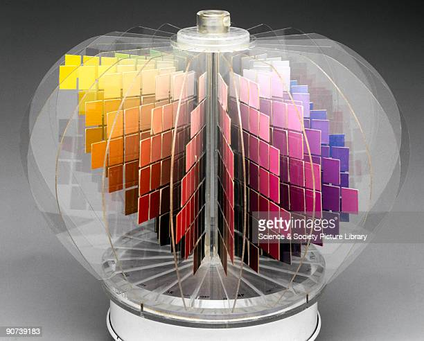 The Munsell colour tree is a threedimensional scheme representing colours using hue brightness and saturation The American painter Albert Henry...