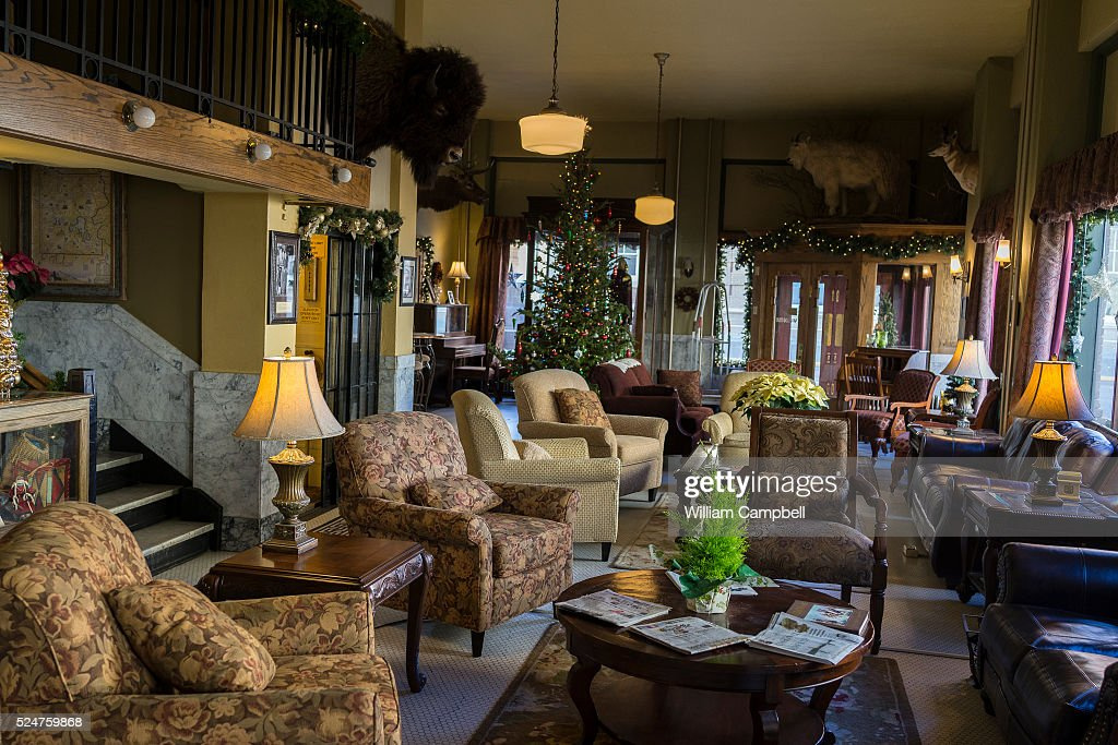 The Murray Hotel In Livingston Montana Was Picked By Anthony Bourdain As One