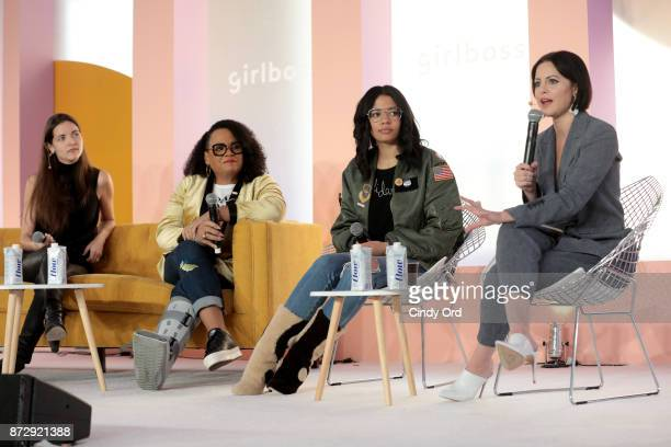 The Muse CoFounder CEO Kathryn Minshew Carol's Daughter Founder Lisa Price Brother Vellies Creative Director Aurora James and Girlboss Founder CEO...