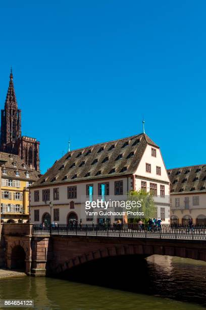 the musée historique,  strasbourg, bas rhin,alsace, france - historique stock pictures, royalty-free photos & images