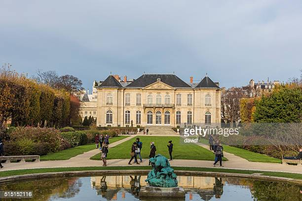 The Musee Rodin in Paris, France.