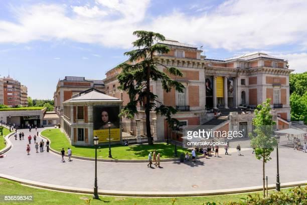 The Museo del Prado, Madrid, Spain