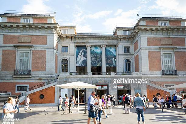The Museo del Prado