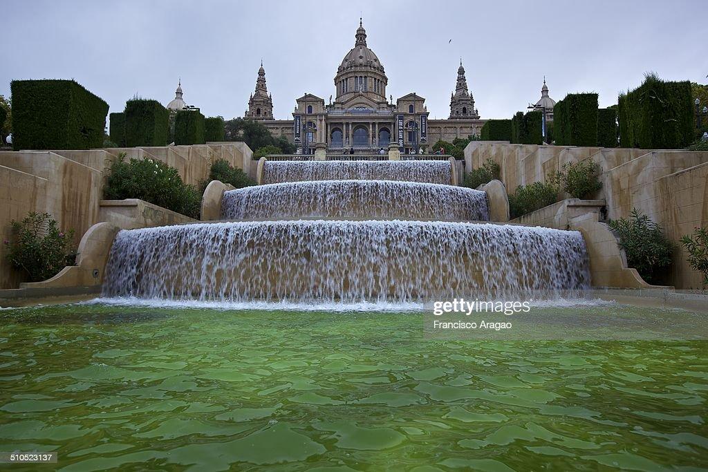 National Art Museum of Catalonia : News Photo