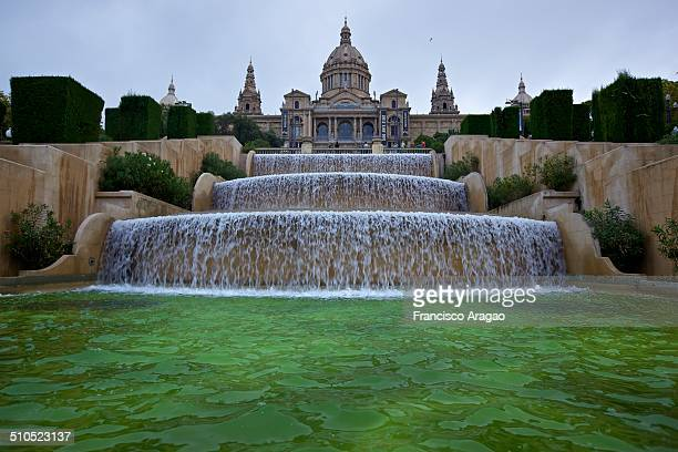 The Museu Nacional d'Art de Catalunya, abbreviated as MNAC. Is located in Barcelona and it is a national museum of Catalan visuala art. The Museum is...