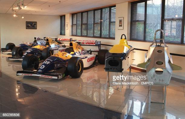 The museum at the Williams factory