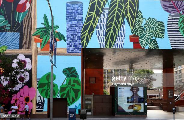 The Museum Of Contemporary Art in Los Angeles California on September 10 2017