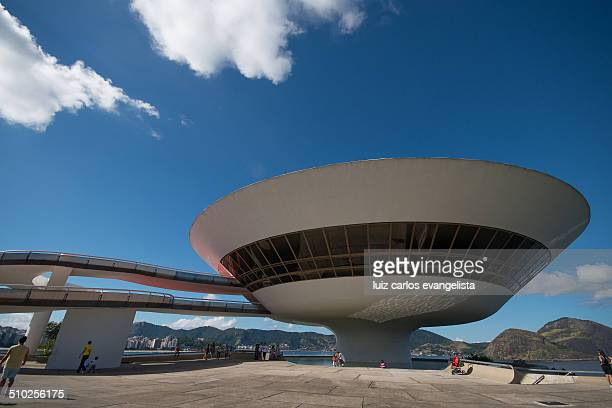 The Museum of Contemporary Art in Niteroi is a museum located in the city of Niterói state of Rio de Janeiro Brazil Designed by architect Oscar...