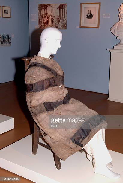 """The Museum Of Dr. Guislain To The North Of The """"Porte Brugeoise"""" Quarter In Gand, Belgium. The Building Houses The Oldest Psychiatric Hospital In..."""