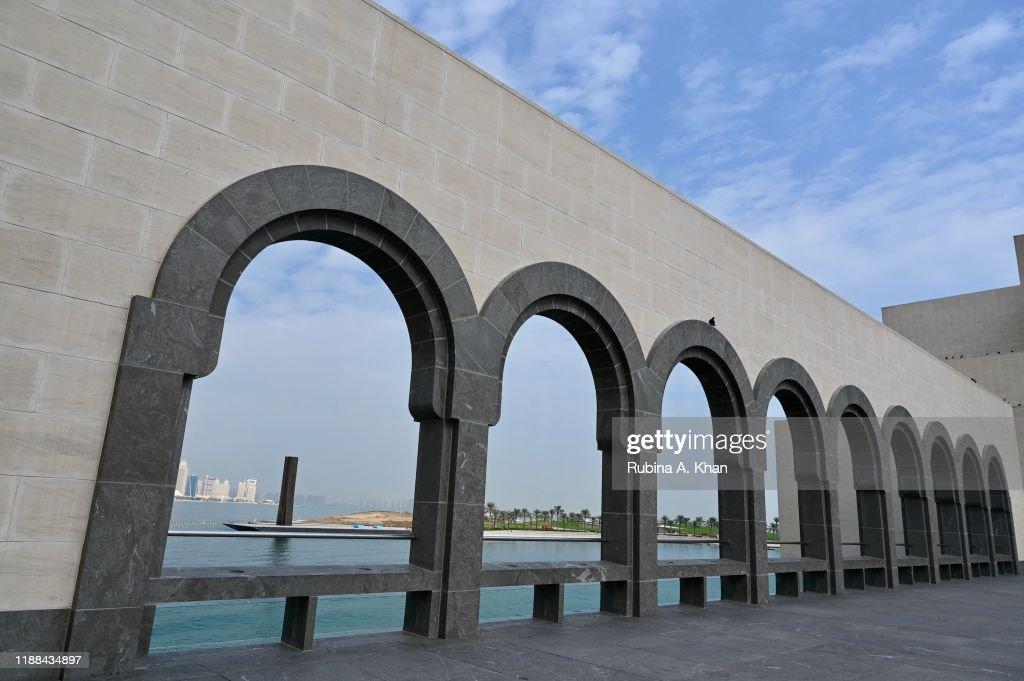 Mandarin Oriental Doha, Qatar : Fotografía de noticias