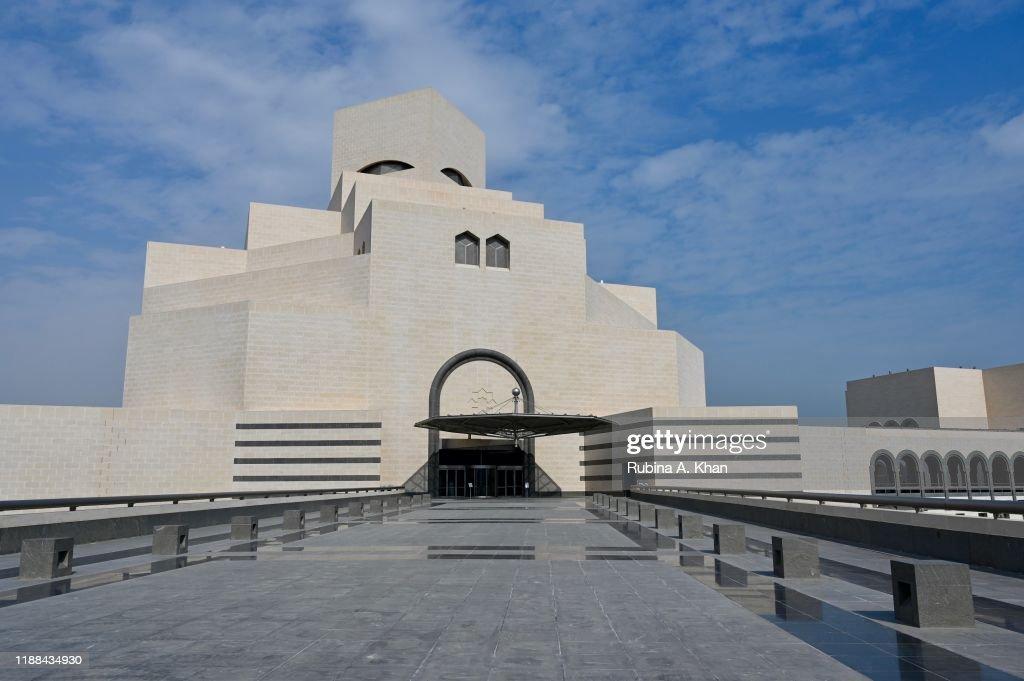 Mandarin Oriental Doha, Qatar : News Photo