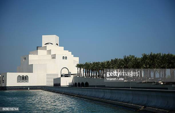 The Museum of Islamic Art on Doha's Corniche offering Islamic art from three continents in an iconic building set in MIA Park one of Doha's best...