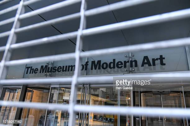 The Museum of Modern Art one of New York's main museum attractions is closed due to the spread of the coronavirus and wants the safety of its...
