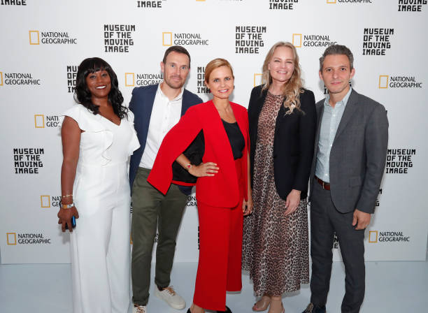 NY: The Museum of The Moving Image Presents National Geographic with The 2019 Moving Image Award