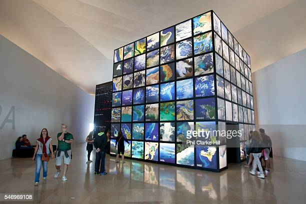 The museum of tomorrow is an 'experience museum' that recently opened in Rio de Janeiro It is situated in the port area of the city centre the area...