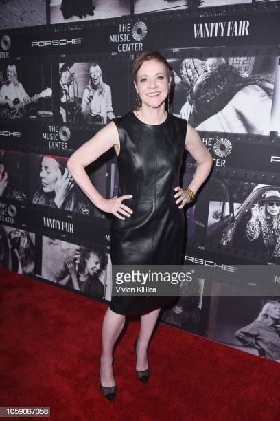 The Music Center President and CEO Rachel S Moore attends Joni 75 A Birthday Celebration Live At The Dorothy Chandler Pavilion on November 7 2018 in...