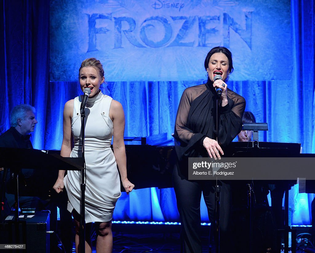 """The Celebration Of The Music Of Disney's """"Frozen"""" : News Photo"""