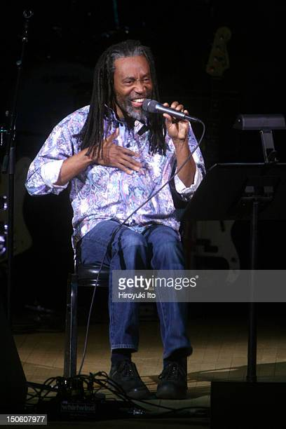 'The Music of the Who' at Carnegie Hall on Tuesday night March 2 2010This imageBobby McFerrin performing 'My Generation'
