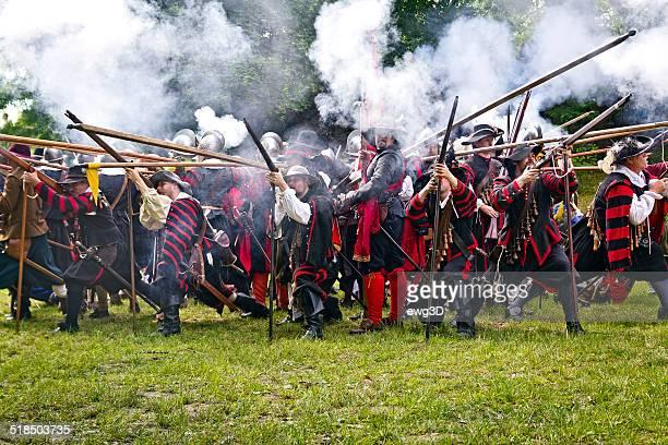 El Musketeers y Picamen