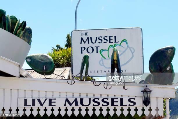 The Mussel Pot Restaurant, Havelock, Marlborough, NZ
