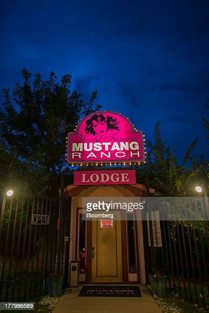Mustang Ranch Nevada Stock Photos And Pictures Getty Images