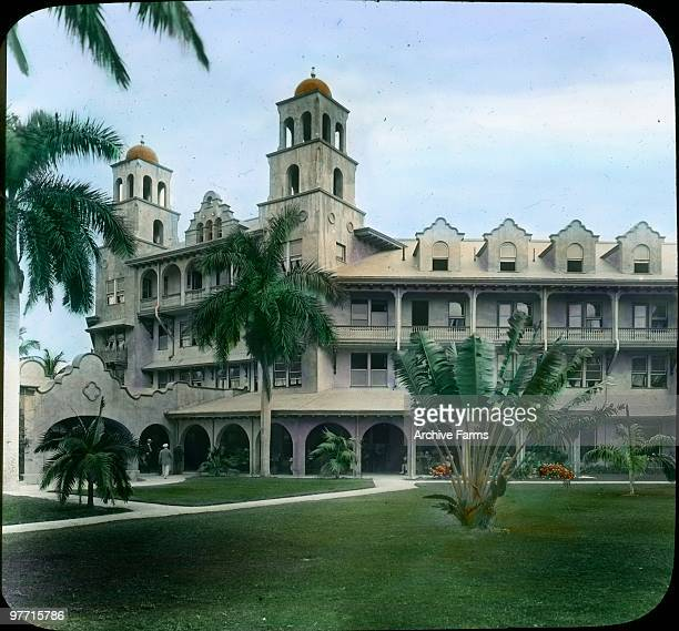 The Myrtle Bank Hotel Kingston Jamaica