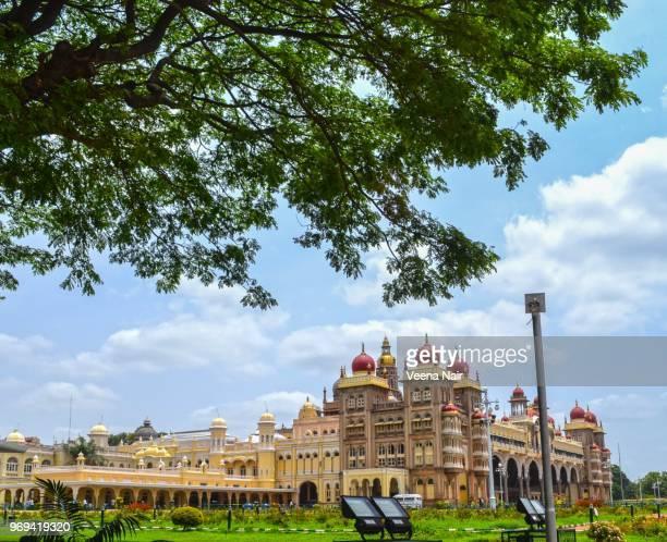 The Mysore Palace-Mysore/Karnataka