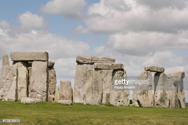 The Mysterious Ruins of Stonehenge in England