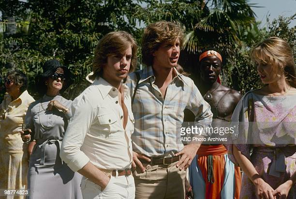 MYSTERIES The Mystery of the African Safari which aired on October 16 1977 SHAUN
