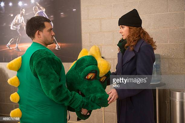 LAURA The Mystery of the Dodgy Draft Episode 119 Pictured Debra Messing as Laura Diamond